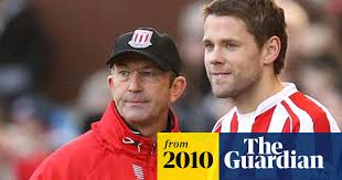 Stoke's James Beattie sparks investigation into clash with Tony Pulis |  Football | The Guardian