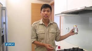 Tác nghiệp Kỹ thuật viên - Vệ sinh máy hút mùi trong căn hộ - YouTube
