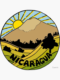 Nicaragua Stickers Redbubble