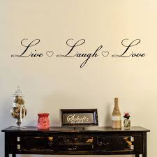 Live Laugh Love Wall Decal Live Laugh Love Vinyl Wall Decal Vinyl Wall Decal Live Laugh Love Home Decor Vinyl Wall Decals Wall Sticker Inspiration Love Wall
