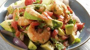 Avocado & Shrimp Salad - - Recipe ...