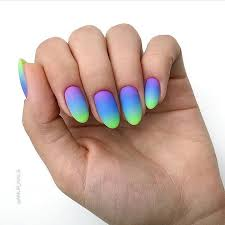 ideas for fashionable summer manicure