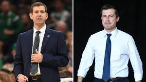 Brad Stevens, Pete Buttigieg wear Halloween costumes of each other - Sports  Illustrated
