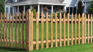 Front Yard And Garden Fence Wood Picket Fence Picket Fence Panels Picket Fence