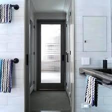 bathroom pocket door ideas ergonomic
