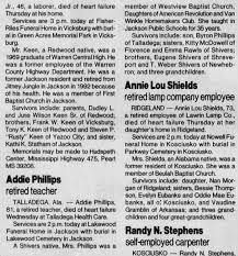 Phillips, Addie - Obituary 1994 - Newspapers.com