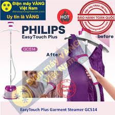 Bàn ủi hơi nước đứng Philips GC514