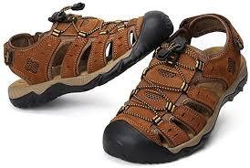 rvrovic leather strap men s sandals