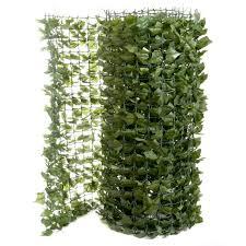 Florabelle 100cm Uv Treated Ivy Leaf Fence Roll Reviews Temple Webster