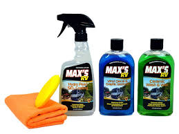 Max S Rv Vinyl Decal Paint Care Kit