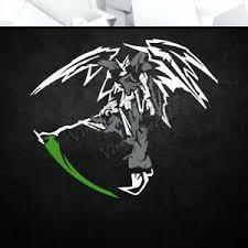 Gundam Death Scythe Hell Custom Vinyl Decal Sticker Anime Car Laptop Pc Decor Ebay