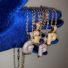 Diamond Iced Out Chain