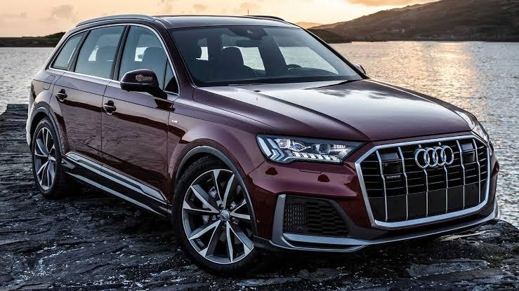 Audi Q7 Matador