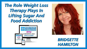 The Role Weight Loss Therapy Plays In Lifting Sugar Addiction by Bridgette  Hamilton | #PHCvcon2020 - YouTube