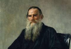 Лев Толстой отказался от Нобелевской премии
