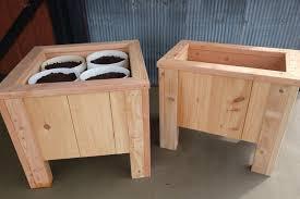 diy 5 gallon bucket planter boxes an