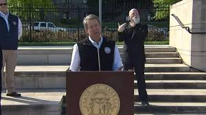 Gov. Kemp closes schools for rest of ...