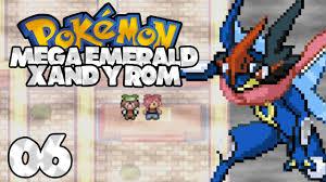 Pokemon Mega Emerald XY Edition - Episode 6 (Greninja! + Gym #4) - YouTube