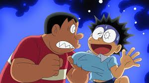 Doraemon Vietsub Ep 529 : Mắt Kính Thử Thách Gan Dạ, Giấy Xếp Hình Động Vật  - MonFansub