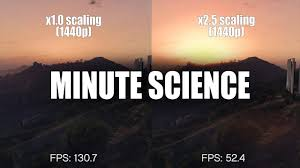 frame scaling what is it and should