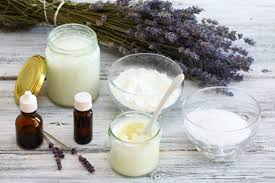 homemade deodorant recipe with