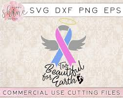 Too Beautiful For Earth Svg Dxf Png Eps Cutting File For Etsy