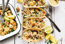 Paleo Coconut Crusted Fish Tacos With ...