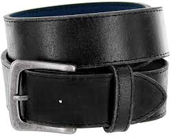 leather casual jean belt for men
