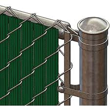 Amazon Com Maximum Privacy Winged Vertical Inserts 4 Ft High Green Outdoor Decorative Fences Garden Outdoor