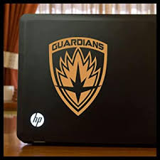 Amazon Com Guardians Of The Galaxy Emblem Small Vinyl Car Laptop Decal Handmade