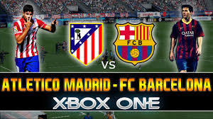 Fifa 14 | Atletico Madrid vs. FC Barcelona | Highlights - Match Prediction  | La Liga