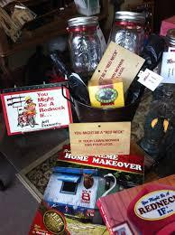 redneck gift basket