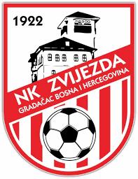 Nk Zvijezda Fc Bosnia Football Soccer Car Bumper Sticker Decal 4 X5 For Sale Online