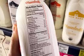 is hemp milk good for you nutrition vs