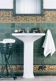 pratt and larson tile craftsman bath