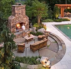 mclean virginia landscape patio design