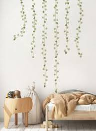 Hanging Vine Garland Wall Decal