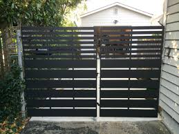Modern Metal Gate 8ft By 5ft Modern Fence Design Fence Design House Fence Design