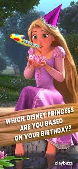 which disney princess are you based on your birthday disney