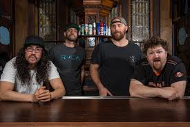 An Interview With The Expendables: Adam Patterson Divulges The Secret To  The Band's Success   The Aquarian