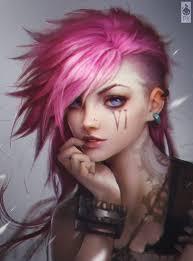 خلفيات بنات شريرات Punk Girls Wallpapers