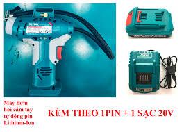 20V Máy bơm hơi tự động dùng pin Total TACLI2001-1PIN1SAC, giá tốt nhất  1,190,000đ! Mua nhanh tay!