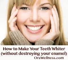 how to make your teeth whiter without