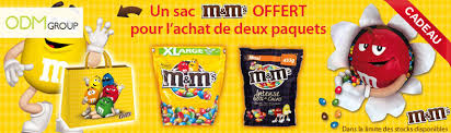 promotional gifts france m m s