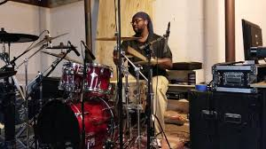 Good Times Funk with Drums By Adrian White - YouTube