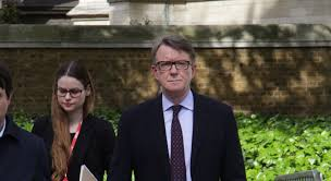 Mandelson has a Nerve on Nationalism - Briefings For Britain