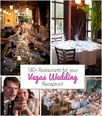 restaurants for wedding receptions