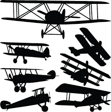 Airplane Wall Decals Kids Bedroom Decor Removable Wall Sticker Trendy Wall Designs