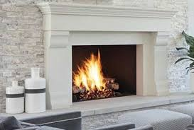 stone fireplaces cast stone