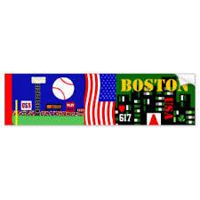 Boston Sports Bumper Stickers Decals Car Magnets Zazzle